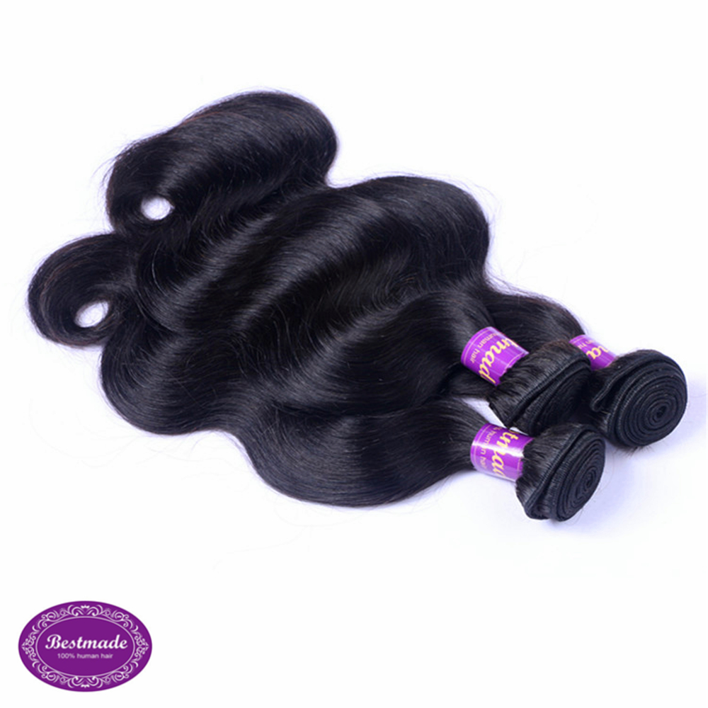"16""-28"" Unique Body Wave 100% Virgin Malaysian Hair Bundle Hair Extension <strong>Human</strong>"