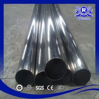Has Bottom Price Stainless Steel Round Pipe