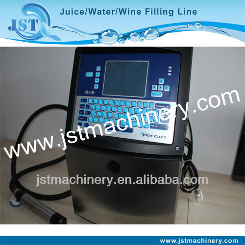 Automatic drinking water bottle printer