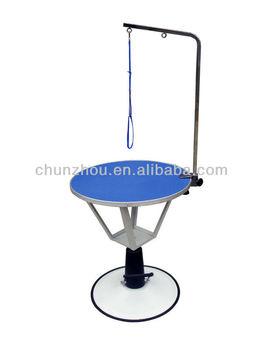 2014 Hydraulic Round Dog Grooming Table n204n204a Buy Dog