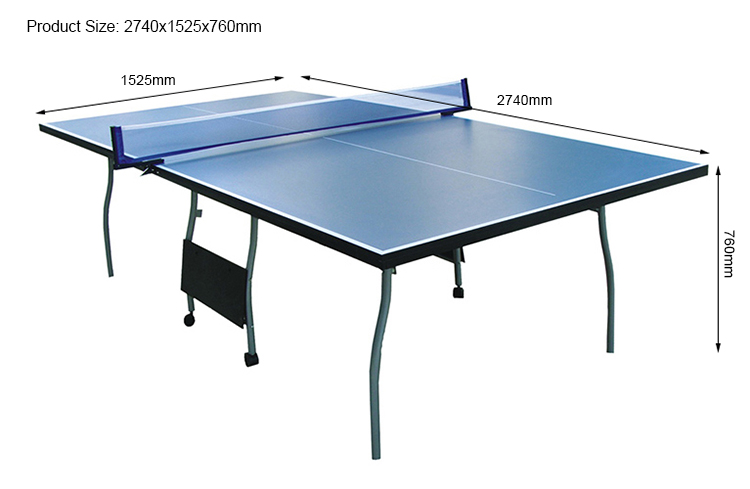 9'' Classic table tennis table for sale china