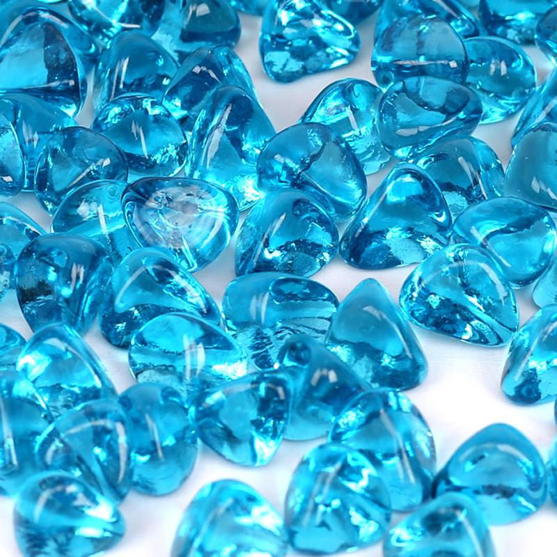 achetez en gros pierres de verre d coratif pour vase en ligne des grossistes pierres de verre. Black Bedroom Furniture Sets. Home Design Ideas