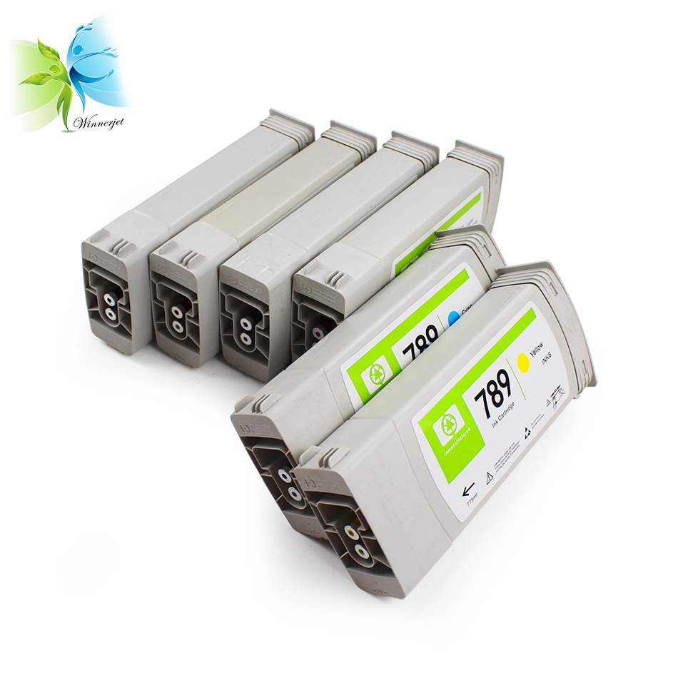 printer cartridge recycling for HP DesignJet L25500 latex ink cartridge 789 for HP