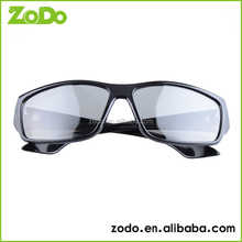 Bulk Brand new passive polarized 3D vr glasses for LG TV or real 3d cinema China price