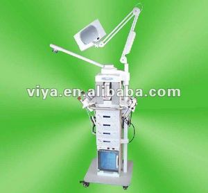 Popular VY-1608B 18 In 1 Facial Exfoliator Machine With CE Approval