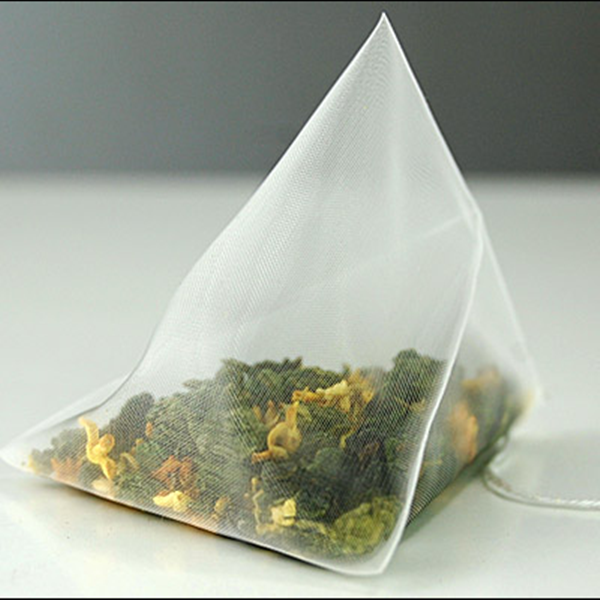 Natural Organic Osmanthus Oolong Tea Teabags Triangle Teabag