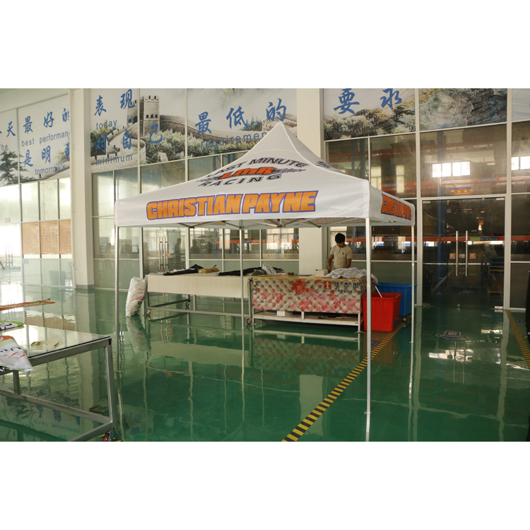 Chinese trade show 30x50 aluminum frame tent