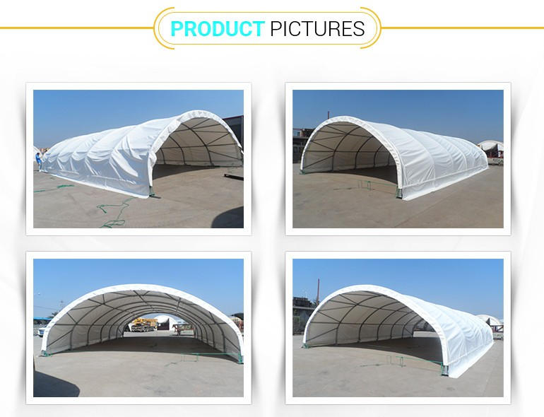 Jqr2640c Cheap Prefab Durable Waterproof Roof Cover