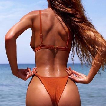 f6ec151d13 Oem Women Sexy Micro Bikini Beach Swimwear Custom Bathing Suit - Buy ...