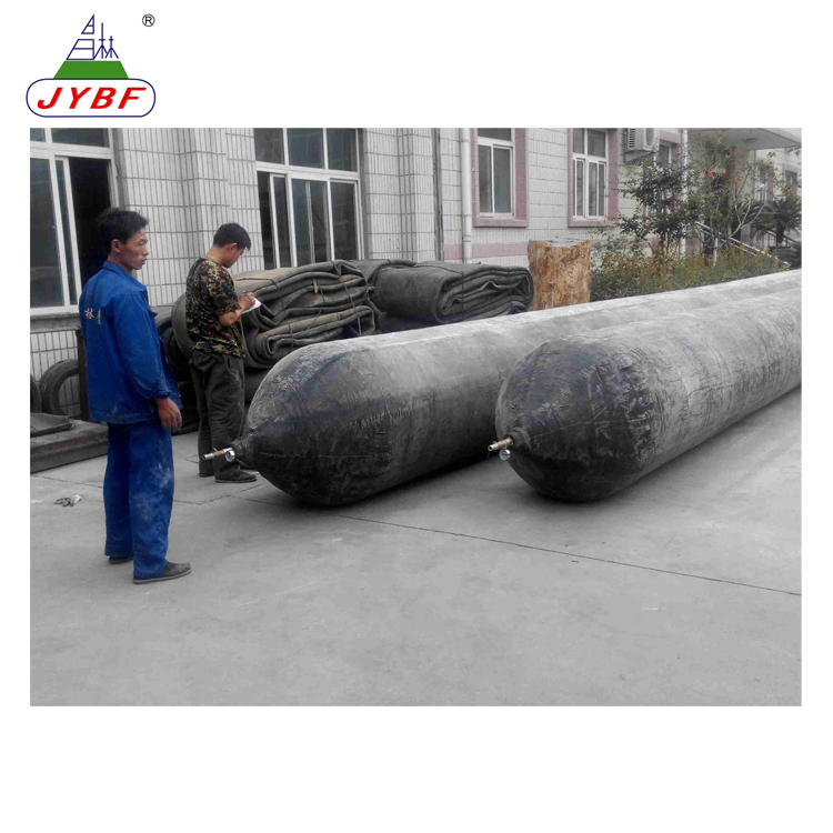 Exporting to Indonesia Shipyard and Dock Inflatable Rubber Airbag