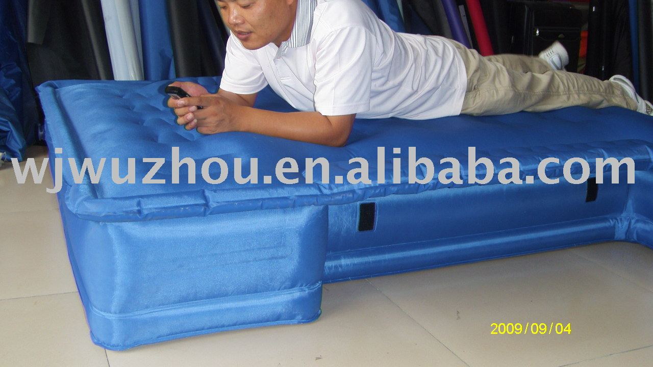 air bed fabric, camping airflow bed fabric