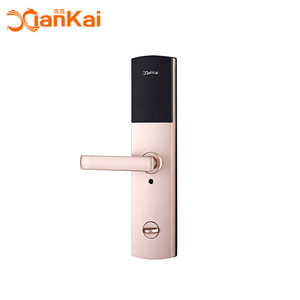 Bluetooth Door Lock 2018 New Design Rfid Door Lock Full Kirsite Body Security Door Lock