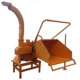 Runshine CE approved WC8 tractor PTO wood shredder chipper