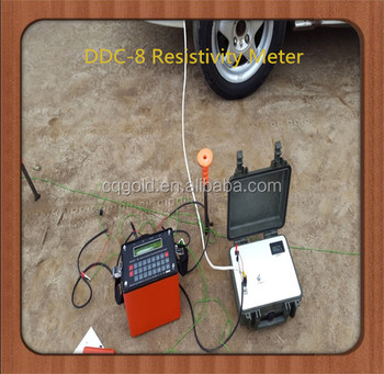 Geophysical Resistivity Meter/ Equipment For Ground Water Detector And  Water Finder - Buy Resistivity Meter,Geophysical Resistivity,Geophysical