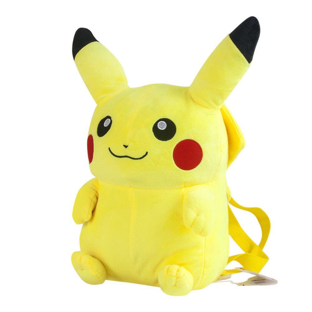 Pokemon để Pikachu sang trọng sang trọng đồ chơi động vật sang trọng con búp bê