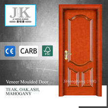 JHK-S06K Light Walnut Doors Interior Door Veneer Kitchen Doors
