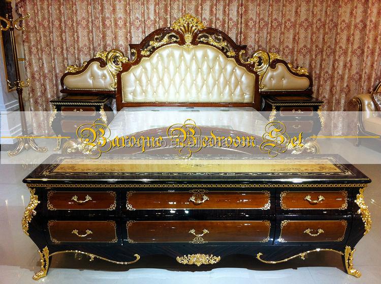 Merveilleux Bisini Baroque Collection Luxury Gilded Bedroom Furniture Set   Buy Bedroom  Furniture Set,Luxury Gilded Bedroom Furniture Set,Bisini Baroque Collection  ...