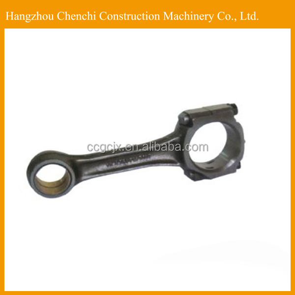 Construction excavator mitsubishi 6D31 engine connecting rod ME012264,ME012265