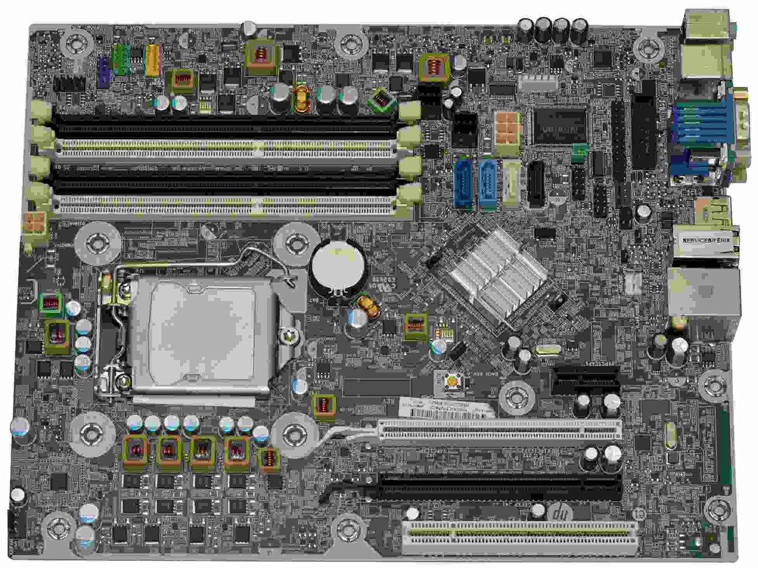 Buy 611834-001 HP Pro 6200 Compaq 8200 SFF Intel Desktop Motherboard