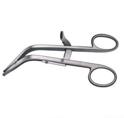 Orthopedic clamp-style retractor