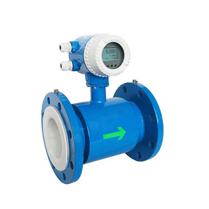 The Best China water liquid flow measuring electronic instrument meter integrate electromagnetic electro magnetic flowmeter