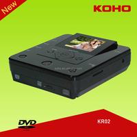 inbuilt Panasonic DVD combo portable koho kr02 dvd recorder