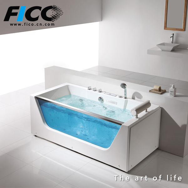 Fico neue ankunft fc 252 keramik mini badewanne badewanne for Mini badewanne