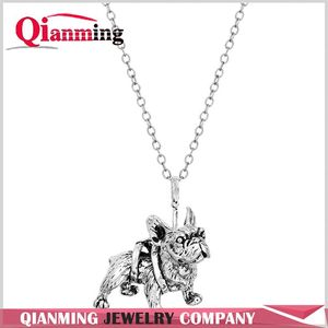 3D Realistic Yorkshire Terrier Pendant Necklace Dog Necklace For Women Free shipping Gift Personalized Jewelry Designer