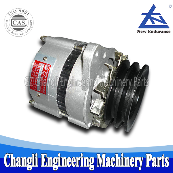 Engineering Machinery Weichai engine parts For Huafeng R4105 Alternator Generator