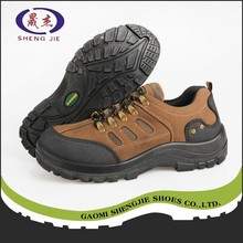 New design fashion steel toe cap safety work shoes