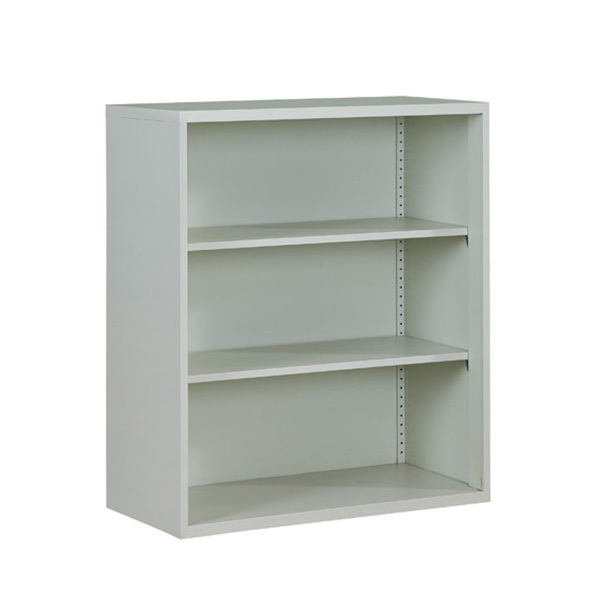 guangzhou factory small packing low metal file cabinet adjustable layer plates stainless steel low filing