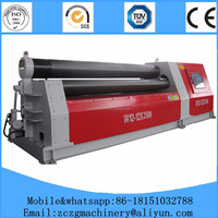 Sheet/Plate Rolling Raw Material Rolling Machine and Acrylic Bending Tool