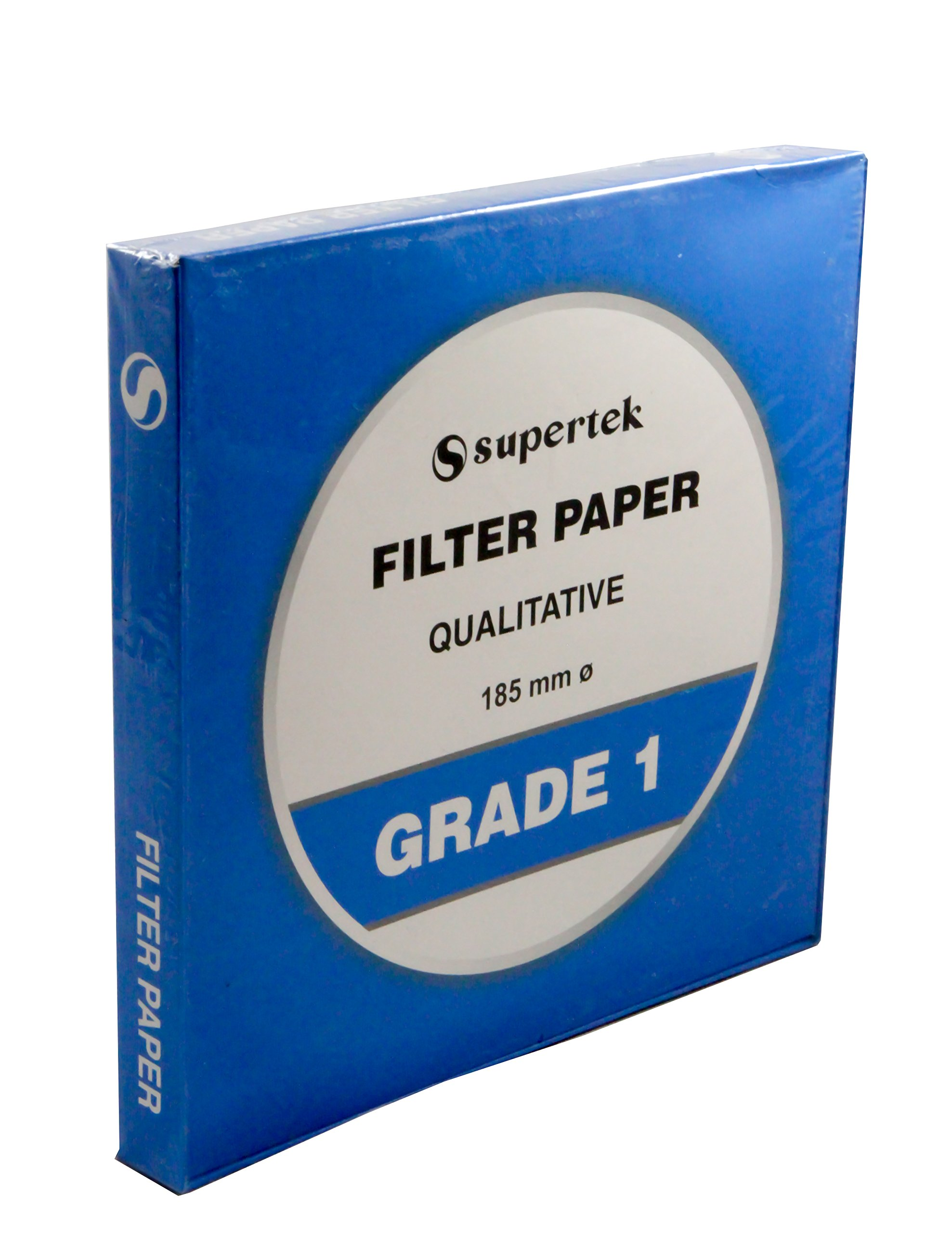 SEOH Filter Paper Qualitative Slow 24cm