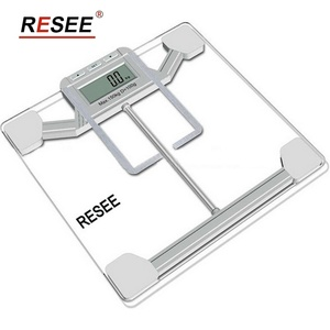 Electronic Digital Scale Body Fat Mass Index Bone Weight Hydration BMI