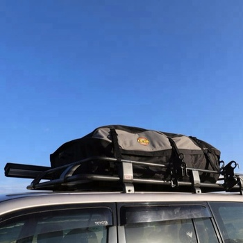 Tlv Extra Large Roof Bag Waterproof Rack For Storage Cargo Luggage Travel Car Top