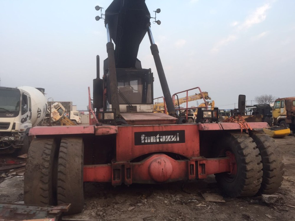 used reach stacker fantuzzi for sale used 40 ton container stacker buy reach stacker used 97 Volvo 960 Repair Manual volvo g900 motor grader service manual