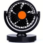 Portable rechargeable fan with led light ,LYtb solar vent fan for sale