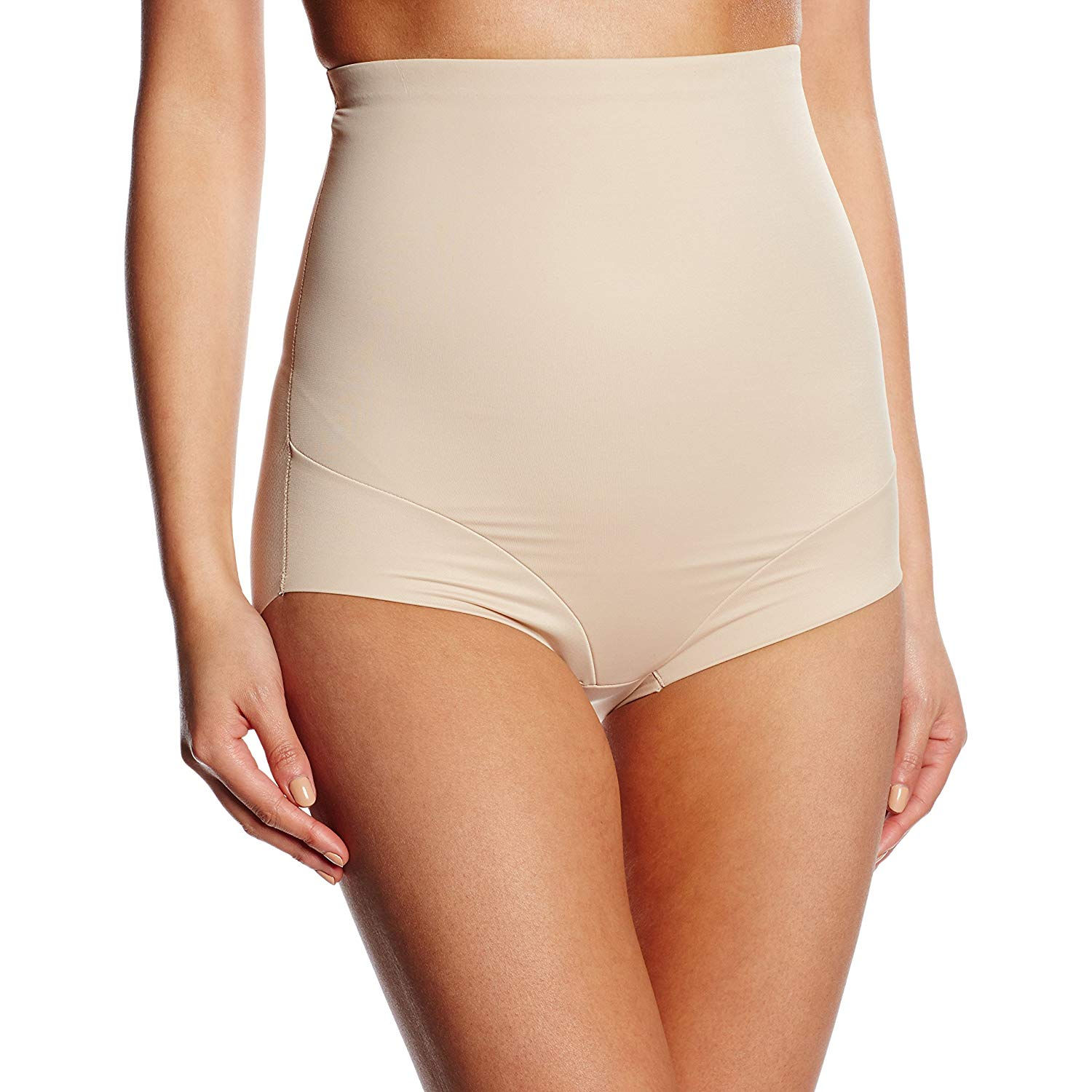 46893061db Get Quotations · Miraclesuit Shapewear Comfort Leg Nude Hi-Waist Brief 2805