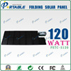 NEW!!!! Hot sale 120W Flexible electric bycicle battery charger For Laptop/car battery/boat/yacht