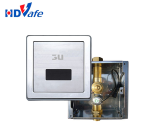 Sanitary Ware Wall Mounted Automatic Sensor Urinal Flush Valve for Restroom