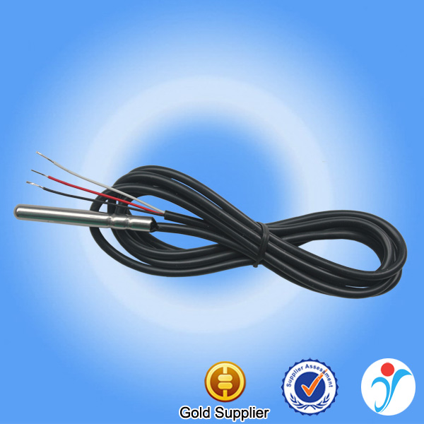 Highly Waterproof PTC Temperature Sensor PT1000
