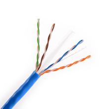 CAT6 <span class=keywords><strong>Câble</strong></span> 4 Paires 24 AWG UTP WT Pur Cuivre <span class=keywords><strong>Ethernet</strong></span> <span class=keywords><strong>Câble</strong></span> Réseau