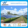 easy installation pile solar ground mounting system