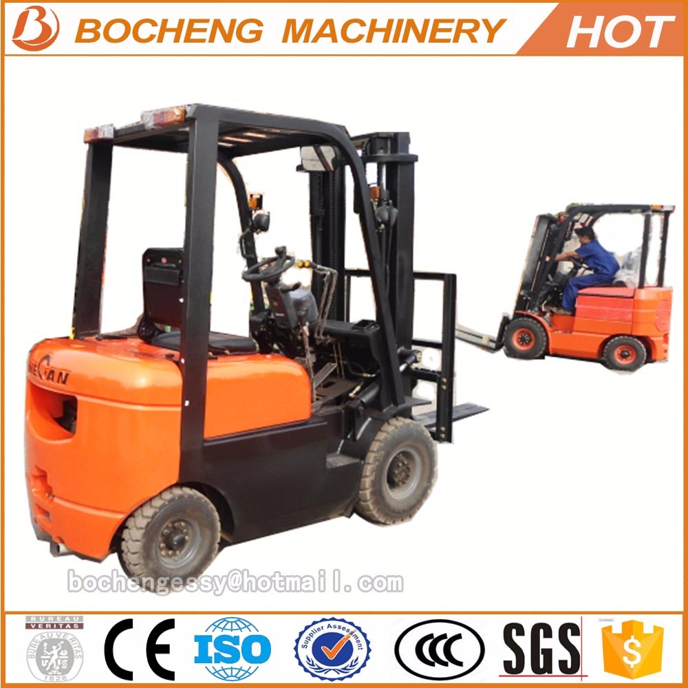 Internal Combustion Counterbalance 1.5 ton Forklift truck for sale