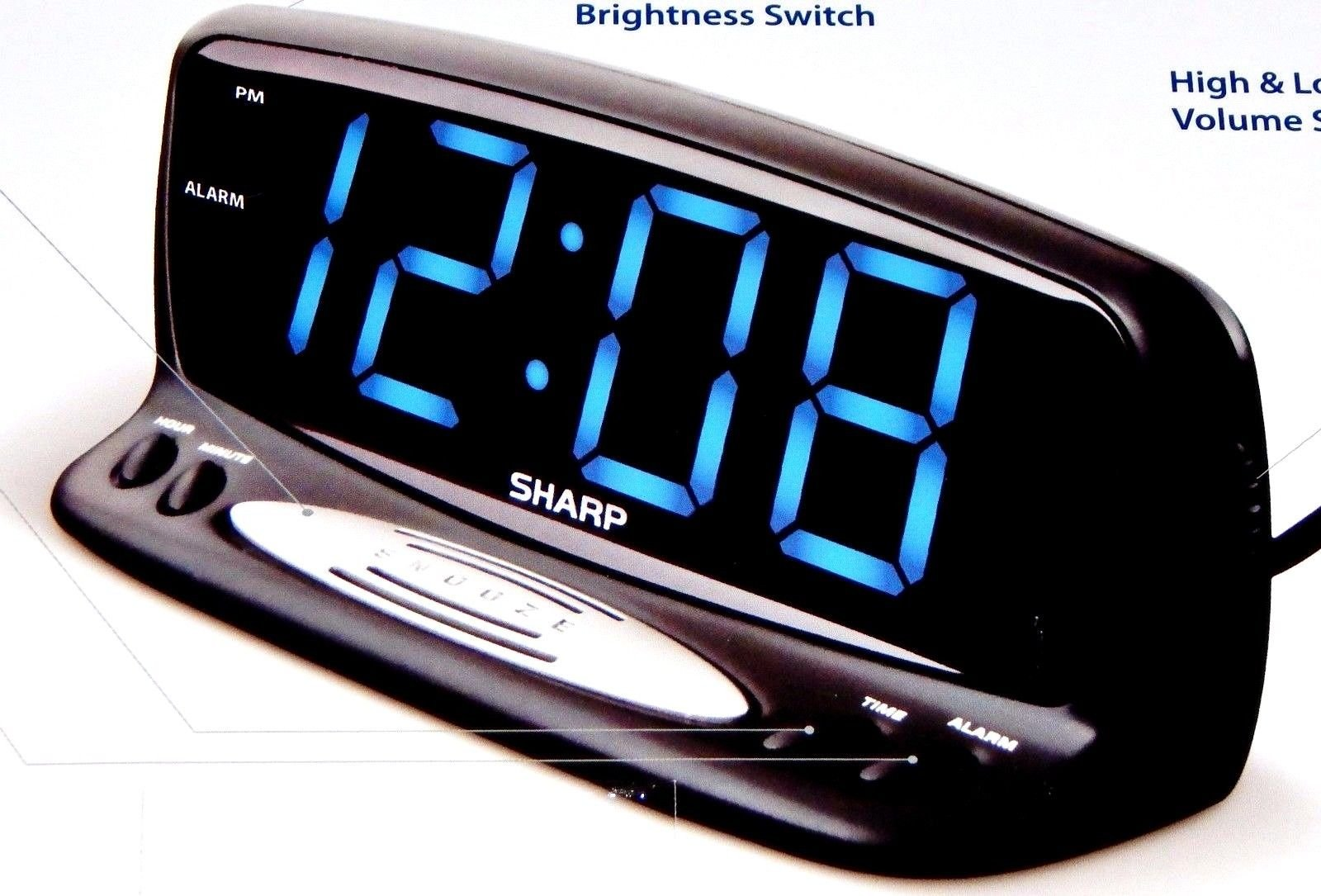 Cheap Sharp Alarm Clock Instructions Find Sharp Alarm