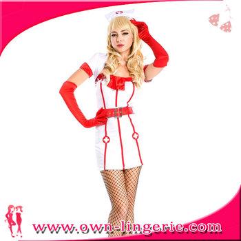 Cheap sexy nurse costume