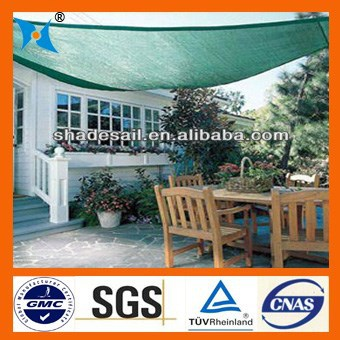 HDPE garden sun shade sail cloth on sale