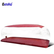 H001 BenAo Opblaasbare <span class=keywords><strong>auto</strong></span> cover, opblaasbare Hagel Proof <span class=keywords><strong>auto</strong></span> cover voor reclame, bubble tent