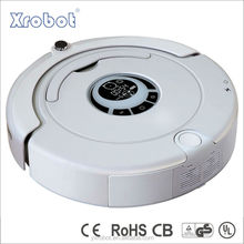 Automatic robot vacuum cleaner xr210 for home use, with UV lamp