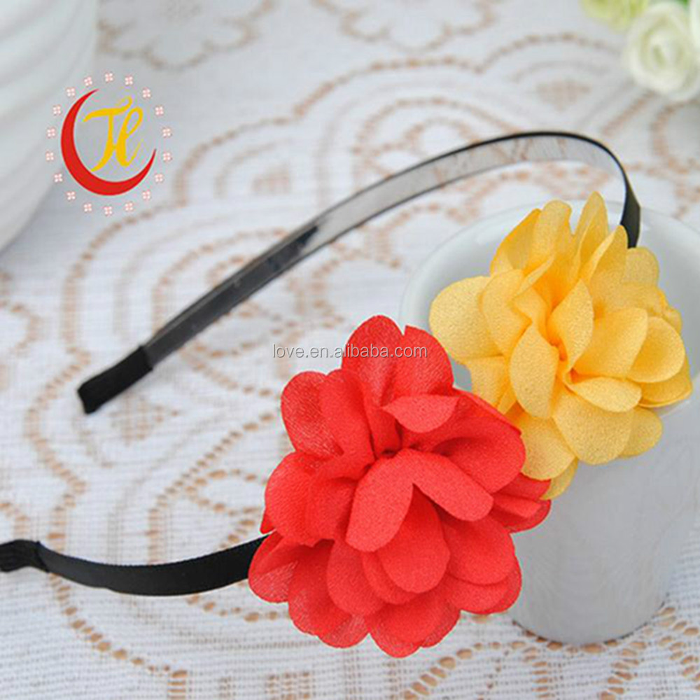 Cute Baby Girls Flower hair band, Boutique hair accessories wholesale china